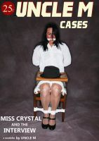 Uncle M Cases #1 Cover by jokerismyname