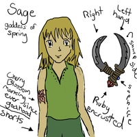 Sage by coolsarahkry