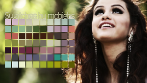 Swatches/Sel by mcbiebs