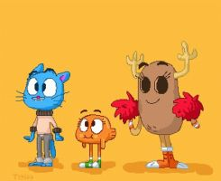 GIF - Amazing world of Gumball by Tysirr