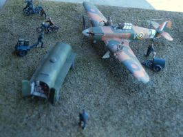Battle Of Britain by rihosk