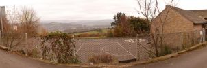 Panorama from Mottram Curch by crazyjoe48