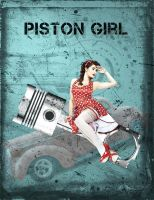 Piston Girl by crilleb50