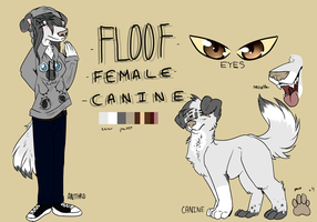 Floof reference 2 by chlckadee