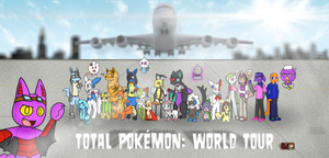 TPWT Group Picture by FlareonTheFlareon