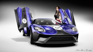 Ford GT Paige B-spec pic 1 by girabyte225-jc-lover