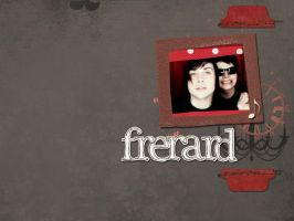 frerard wallpaper by Hayley2505