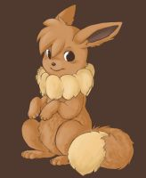 +Eevee+ by Sprinkling-stars