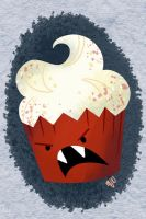cuppycake: red velvet by mirandajane