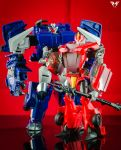 Transformers Prime - Breakdown and Knockout by PlasticSparkPhotos