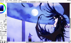 Lymbus - My Angel, your Demon- WIP by Tabe-chan