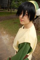 Toph: Out and About by Senephrin
