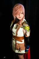 Lightning3 FFXIII by L-Maverick
