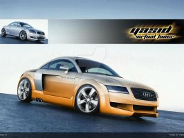 Audi TT by yasiddesign