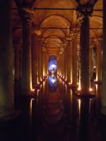 Disney in the Cistern by I-Artemis-I