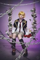Pandora Hearts_Oz by SoranoSuzu
