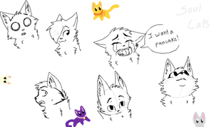 Expression practice by SoulCats