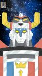 Voltron III  by chronogrifter