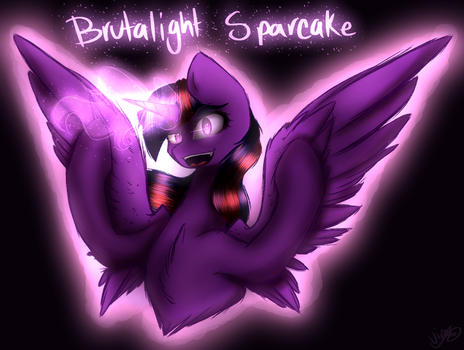 Brutalight Sparcake by Bubbles906