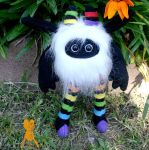 Custom Miniature Huggle 2 by quirkandbramble
