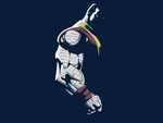 Colossus Vector by NightCrawling