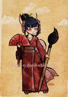 Little Maiko by Saph-y