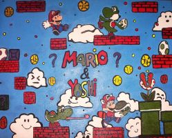 Mario-Yoshi Addiction: Are You A Gamer? by IndependentMind