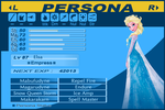 Disney Personae - Elsa - Empress by SantosPhillipCarlo