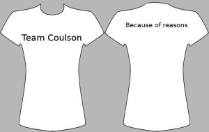Team Coulson: Because of reasons by khaos-gurl
