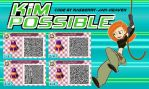 Kim Possible Cheerleader Outfit by Rasberry-Jam-Heaven