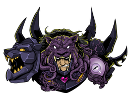 Chaos Lionfang by dovianax