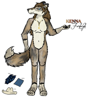 Kenna Foxleigh 'Souls by KFeatherwright