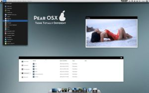 Pear OSX by Mr-Ragnarok