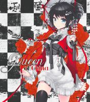 Queen of china~ .w. by Kyantsu