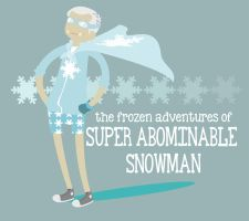 Teen Wolf - Super Abominable Snowman by Bisho-s