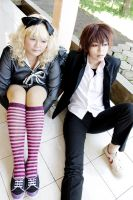 gakusei love :what we've watch... by ChiaNoona