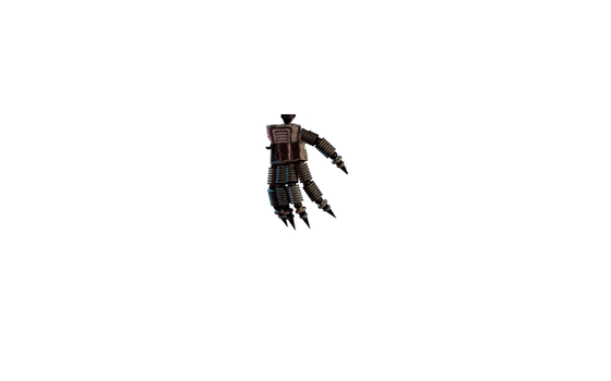 Nightmare Endoskeleton Hand (Resource) by Some-Crappy-Edits
