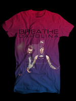 Breathe Carolina T-Shirt Design by YDGLOKO