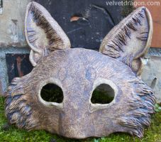 Fox Mask by tser