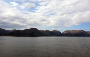 Sailing the fjords to Skjolden 05 by abelamario