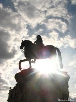 King George IV Eclipses Nelson by missionverdana