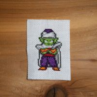 Dragonball Z - Piccolo by flavialee