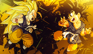 Goku by Thronicks