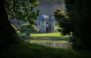 Hidden castle by aw-landscapes