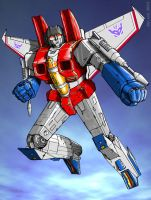 Starscream by botmaster2005