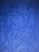 CLAW AND KALAYAAN by gongonlit21