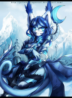 .: Crystal Ice :. by JuliaTheDragonCat