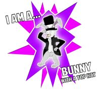 Miduana Bunny With A Top Hat (Livestream Request) by Vendus