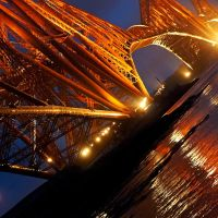 Forth Railway Bridge by Katzilla13