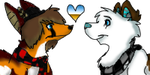 RenaXKyuu icons by Shadow-Corgi